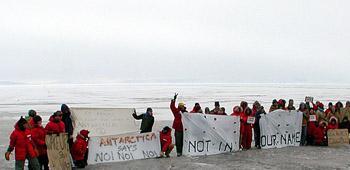 Antarctica on February 15