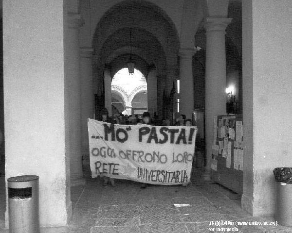 ingresso di palazzo ...