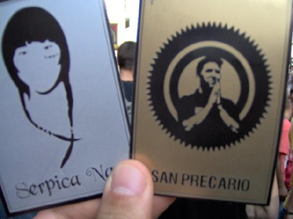 San Precario>>Serpic...